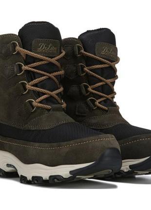 Зимние водонепроницаемые ботинки d'lites оригинал