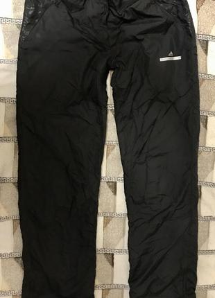 Зимние утеплённые спортивные штаны адидас adidas stella mccartney
