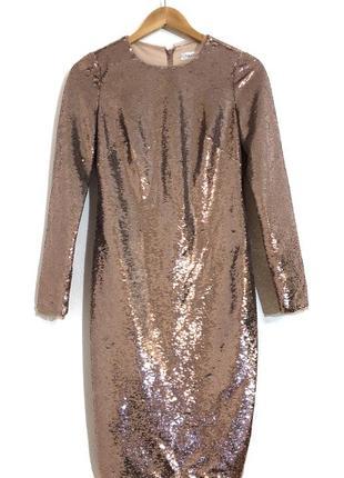 Нарядное платье calvin klein