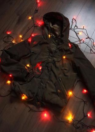 Стильна куртка бомбер