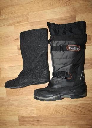 Взуття супер тепле -50с snow blast 38-39р ботинки