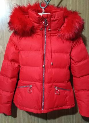 Фирменная куртка,зима.распродажа!!!