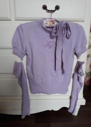 Шерстяной свитер flash