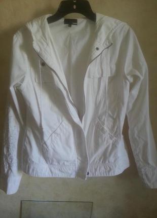 Котоновая курточка h&m