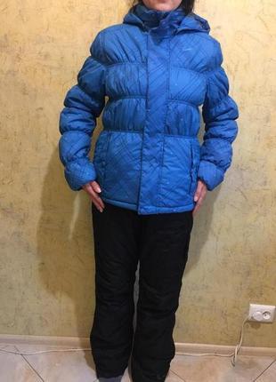 Лыжный костюм зимний комбинезон термо protest (германия) р.m-l в идеал