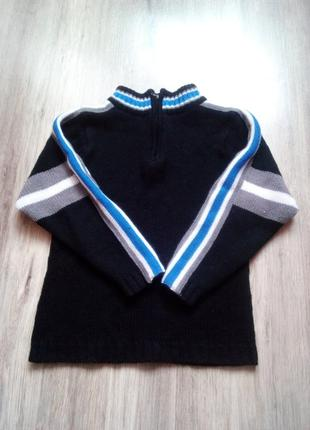 Теплый свитер, р. 110-116. акция!!!! 1+1=3