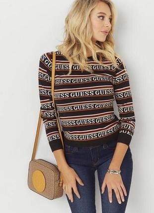 Guess новый свитер джемпер