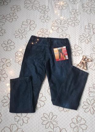Нові джинси утеплені. брюки штани