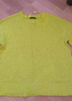Классный свитер, размер 20