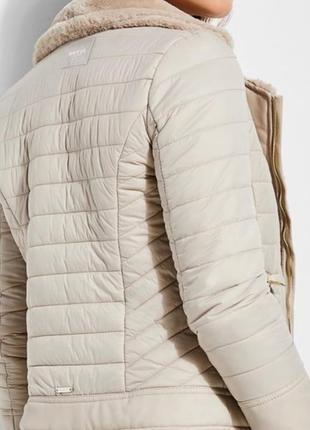 Двухсторонняя куртка-шубка guess2 фото