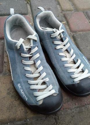 Scarpa mojito тренинговые кроссовки,трекінгові красовкі