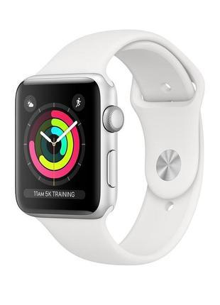 Apple watch series 3 gps 38mm (mtey2ll/a) original. новые
