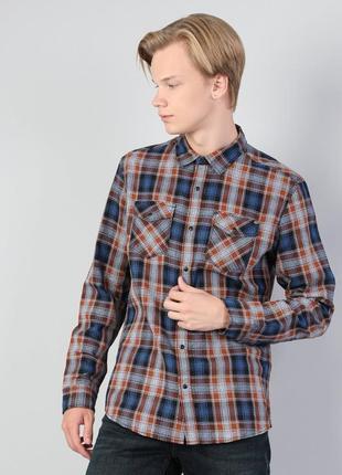 Мужская рубашка colins