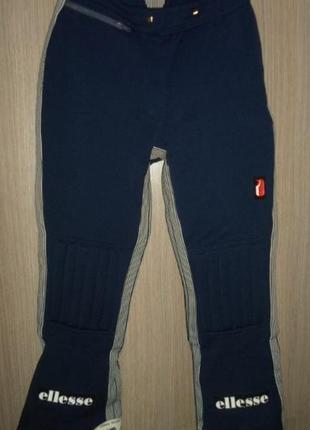 Подростковые термо штаны лыжные размер 40