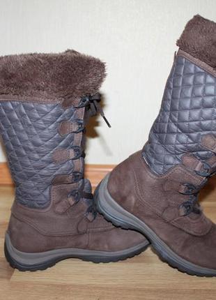 Взуття жіноче, зимові чоботи тепле windriver waterprof 36-36,5р