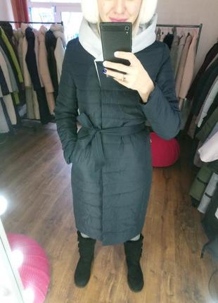 Очень стильное пальто оriga