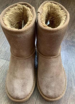 Угги, сапоги, ботинки на меху детские