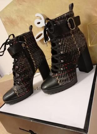 Ботинки nine west