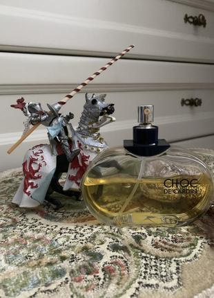 Винтаж 1981 choc de cardin eau de perfume 100ml