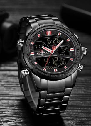Часы naviforce nf9138