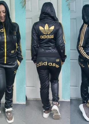 Новый женский утепленный костюм.adidas/оригинал.