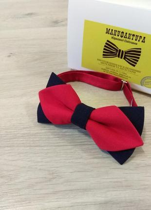 Красивый и оригинальный галстук бабочка. метелик.
