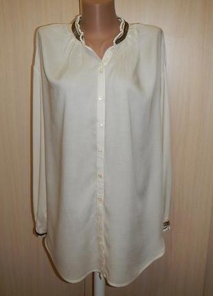 Блуза свободного кроя h&m p.12