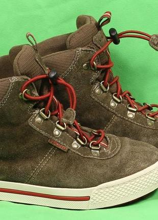Ботинки viking gore-tex размер 34