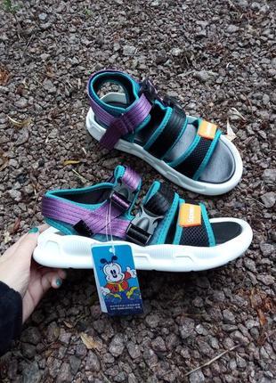 Детские спортивные босоножки - сандали + подарок