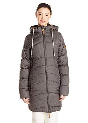 Удлинённая  куртка- пуховик o'neill control rush guard