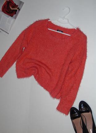Коралловый свитер 14 размера george