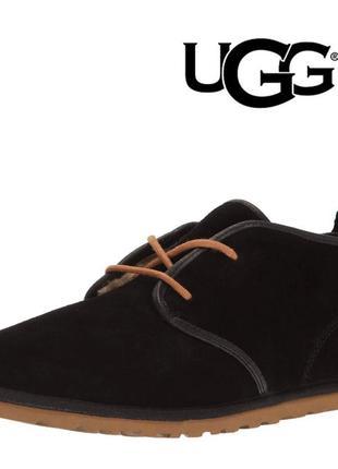 Зимние кожаные ботинки ugg australia 51/52 оригинал