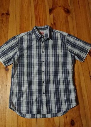Фірмова рубашка сорочка tom tailor, оригінал, розмір м.