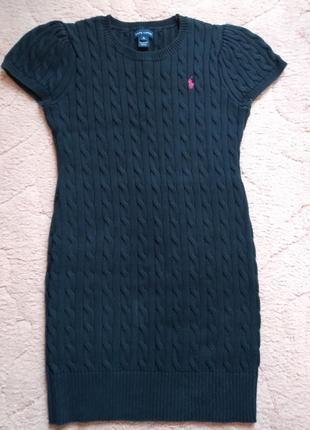 Платье ralph lauren.