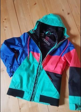 Лижня курточка мембранна