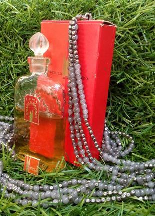 Красная москва: духи-легенда, гост 67, винтаж, оригинал