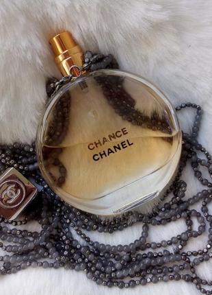 Chanel chance (шанель шанс): парфюм, духи, оригинал, 80 мл, парфюмированная вода