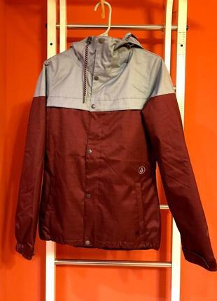 Куртка сноубордическая volcom bolt ins, xs
