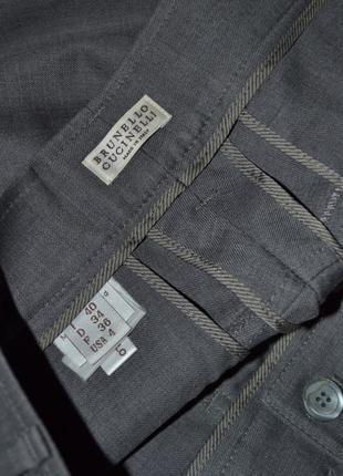 Brunello cucinelli оригинал, итальянские женские брюки