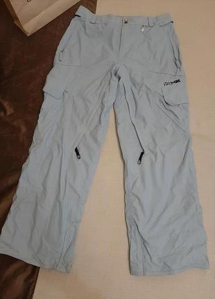 Зимние лыжные водонепроницаемые штаны volcom