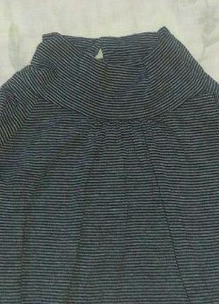 Хорошенькое платье-туничка