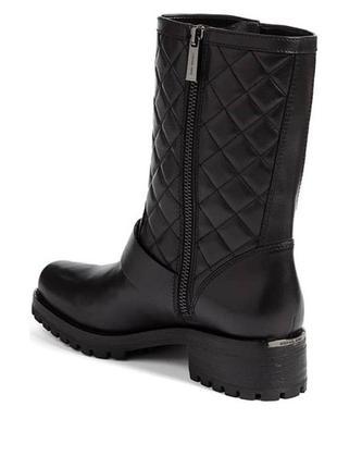 Новые кожаные ботинки michael michael kors rosario boots4 фото