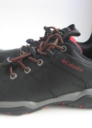 Кожаные ботинки columbia omni-grip  р.36 оригинал