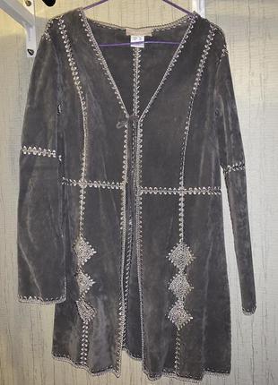 Платье накидка,германия