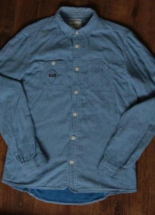 Мужская рубашка diesel slim fit shirt