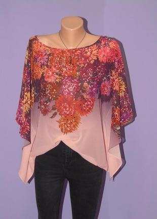 Шикарная блузочка в цветах next
