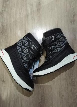 Сноубутсы/зимние ботинки для мальчика р. 31, 32, 34, 35, 37 германия pepperrts