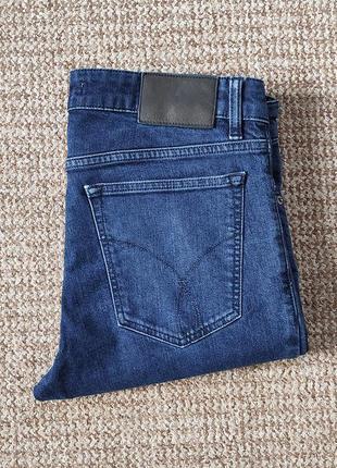 Calvin klein jeans джинсы slim fit оригинал (w33 l30)