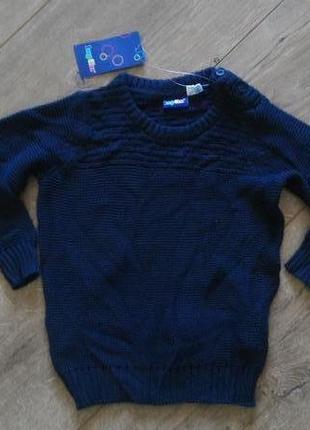 Новый теплый свитер.lupilu/германия.86-92