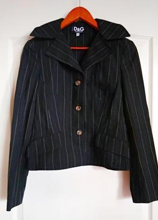 D&g брендовый пиджак  оригинал